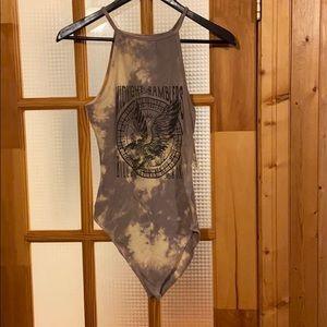 Billabong bodysuit, size M